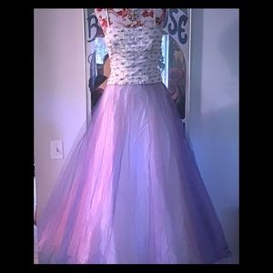 👸🏻PERFECTION! PRINCESS DREAM DRESS EVENT PROM